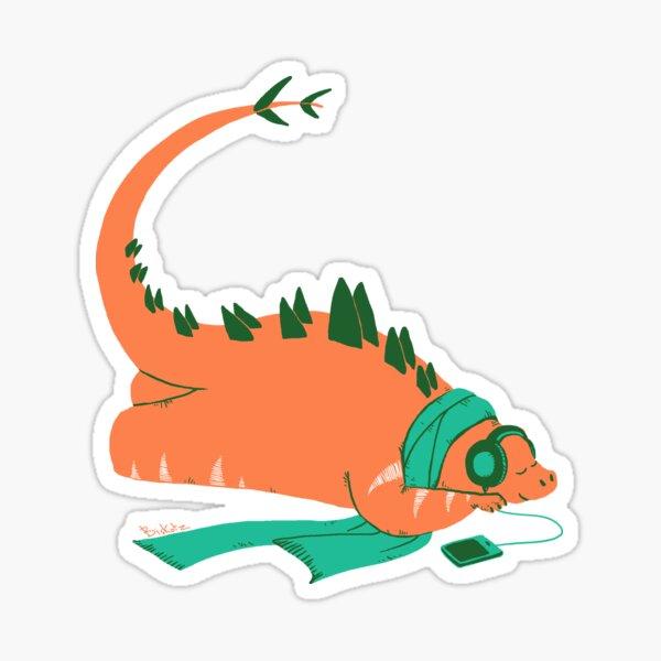 Dino 14 Huayangosaurus Sticker