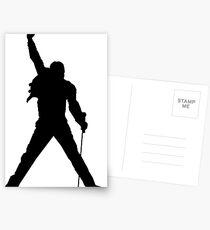 Queen. Postcards