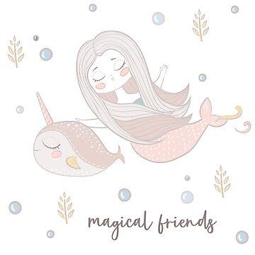 Magical Friends by Tessa-V