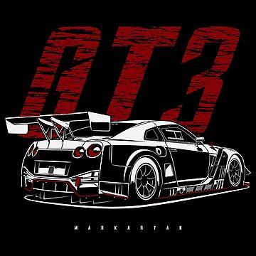 GTR GT3 by OlegMarkaryan