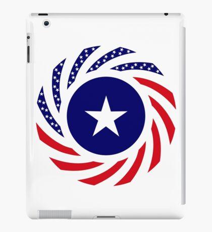 Liberian American Multinational Patriot Flag Series iPad Case/Skin