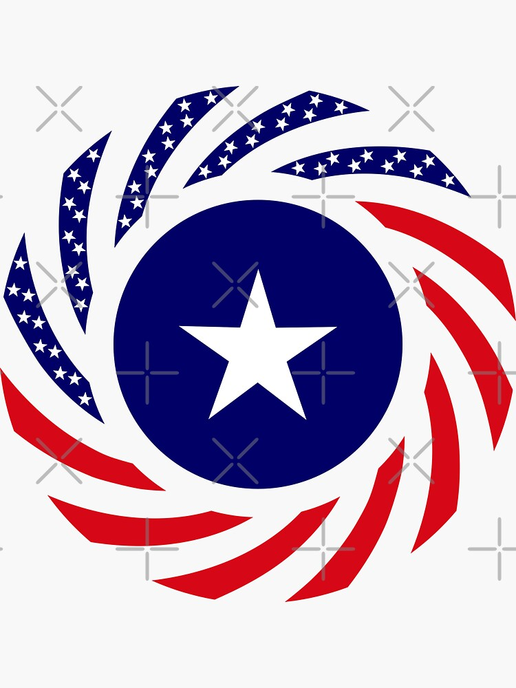 Liberian American Multinational Patriot Flag Series by carbonfibreme