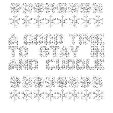 Cuddle Sweater by hxvoltage