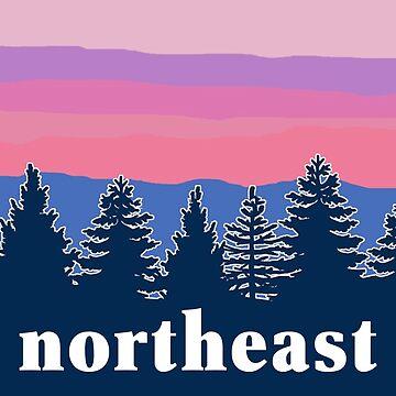 Northeast by IntrepiShirts