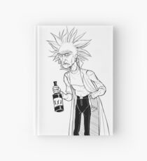 Rick and Morty (Stylised) Hardcover Journal