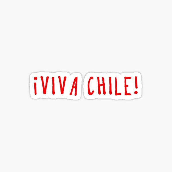 viva chile Sticker