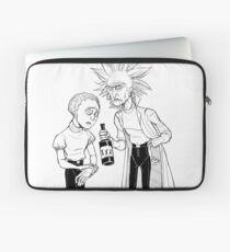 Rick and Morty (Stylised) Laptop Sleeve