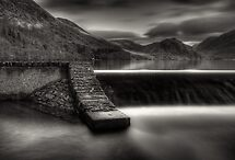 curtains of Crummock by GlennC