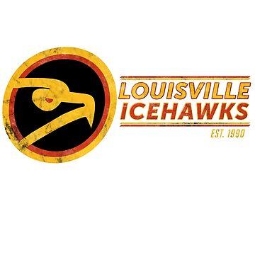 Louisville Icehawks by nichter98