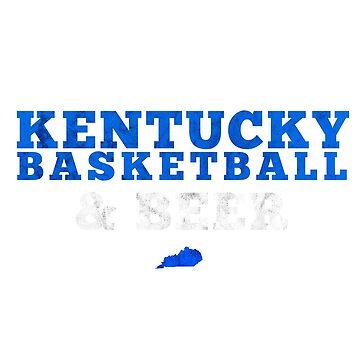Kentucky Basketball & Beer by nichter98