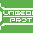 Dungeon Protocols New long logo by ninjapancake