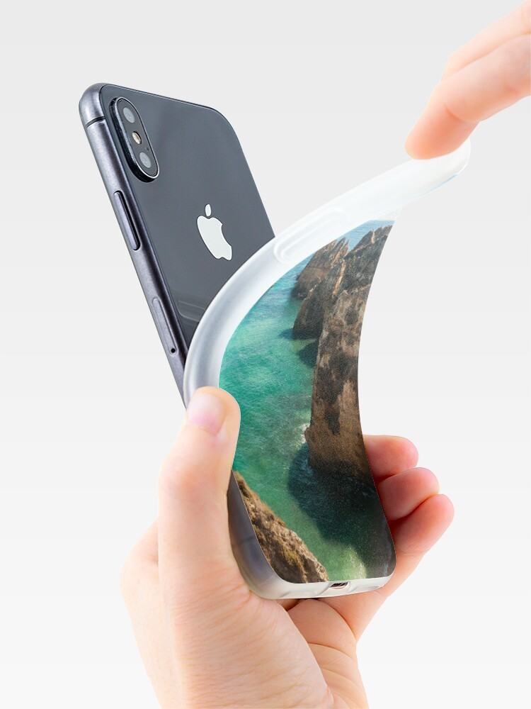 Alternate view of the Hidden Beach iPhone Case & Cover