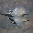 F15 above Tal y Llyn by Rory Trappe