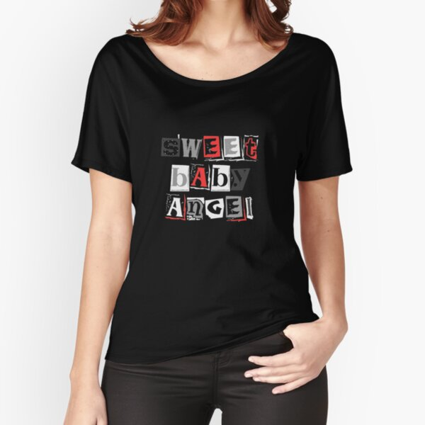 My Favorite Murder - Sweet Baby Angel Relaxed Fit T-Shirt