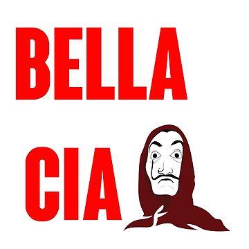 Bella Ciao by Luigi-Jekan