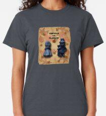 Keep Calm And Pilgrim On Classic T-Shirt