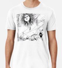 junji ito love Men's Premium T-Shirt