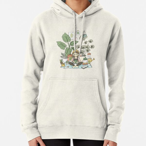 Plant Lady Pullover Hoodie