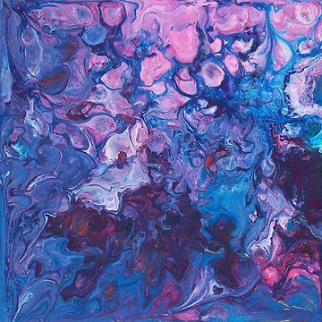 Purple ocean by krinichnaya