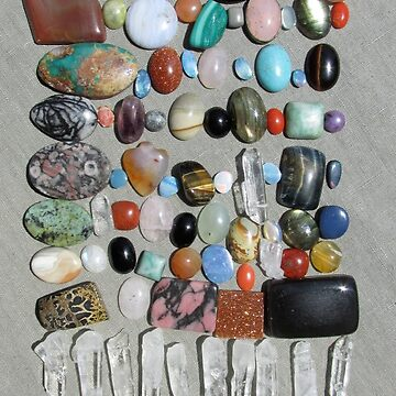90 Rocks! by ingridthecrafty