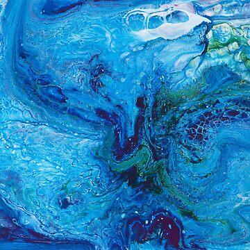 Ocean creatures by krinichnaya