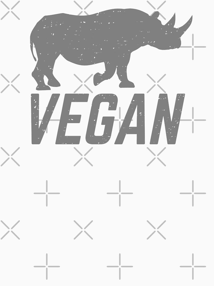 vegan rhino by PlantVictorious