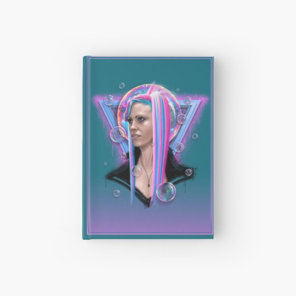 The Pink Lady Hardcover Journal