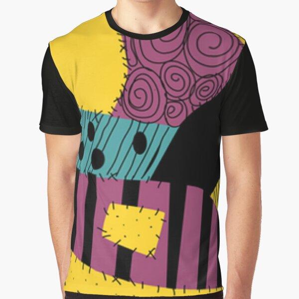 Sally Patchwork Dress Graphic T-Shirt