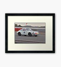 911 Framed Print