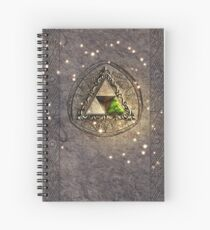 LinkedUniverse Spiral Notebook