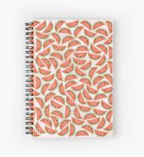 Little Watermelon Spiral Notebook