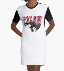 cute halloween voodoo master teddy Graphic T-Shirt Dress