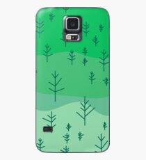 coniferous woods Case/Skin for Samsung Galaxy
