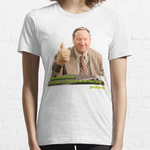 Jack Kelly - McPoyle vs. Ponderosa: The Trial of the Century   Essential T-Shirt