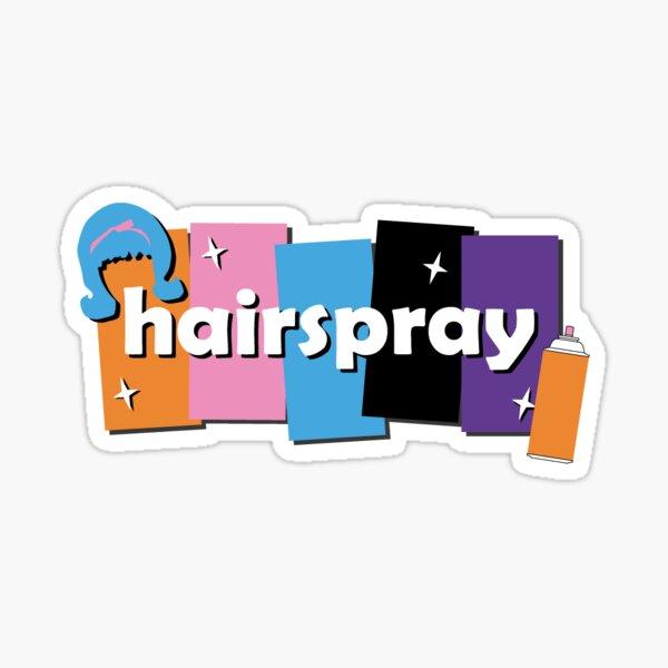 hairspray Sticker