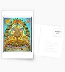 Dandy Lion Dance Postcards