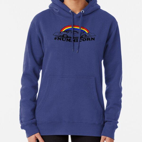 Full Color Nummicorn Pullover Hoodie