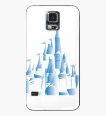 blue castle Case/Skin for Samsung Galaxy