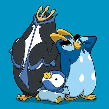 Penguin Pals! by Aniforce