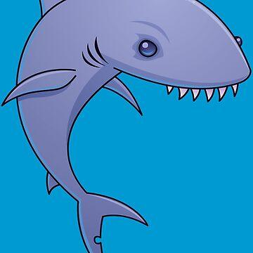 Sharky by fizzgig
