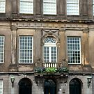 Town Hall of Weesp, the Netherlands by steppeland