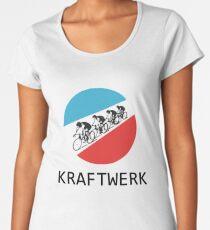 Kraftwerk Tour De France Premium Scoop T-Shirt