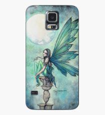 Winter Dream Fairy Illustration Molly Harrison Fantasy Art Case/Skin for Samsung Galaxy