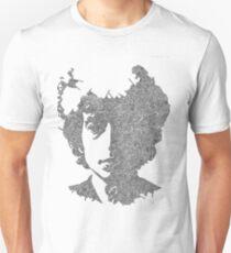 Bob Dylan Garabato T-Shirt