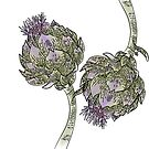 Autumn Artichokes by ngrained