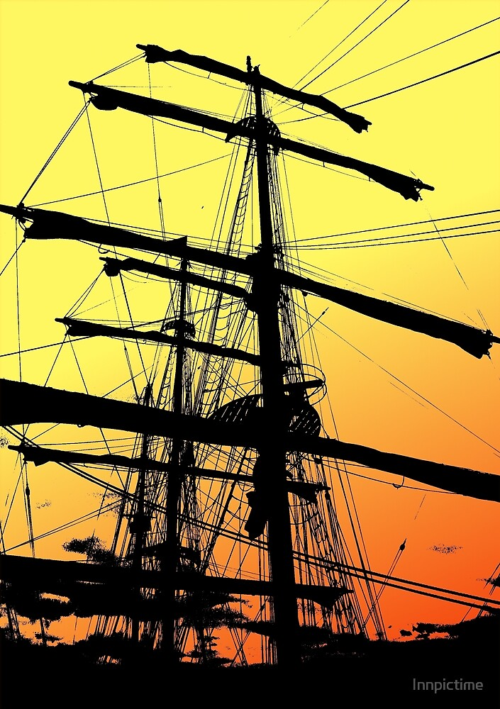 Barque Artemis by Innpictime