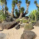 Desert landscape by hans peðer alfreð olsen