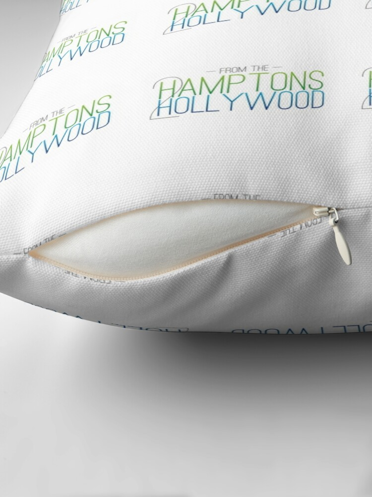 Alternate view of Hamptons to Hollywood Apparel Floor Pillow