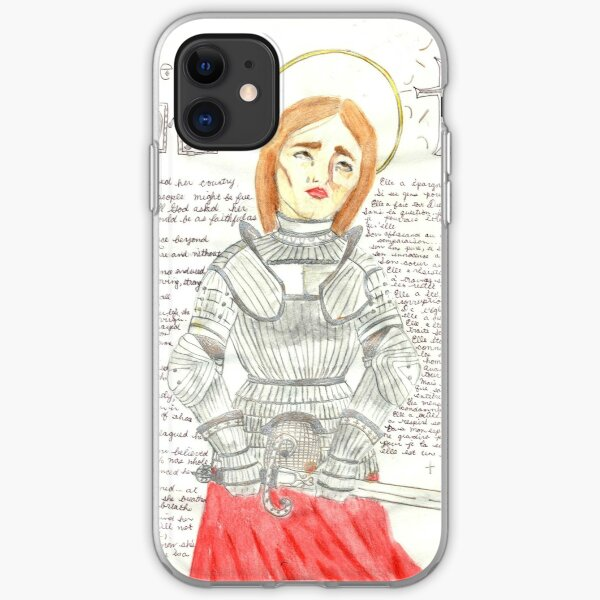 Saint Joan of Arc iPhone Soft Case