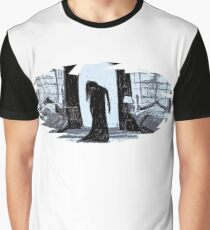 Haunting of Hill House, Bent Neck Lady Graphic T-Shirt